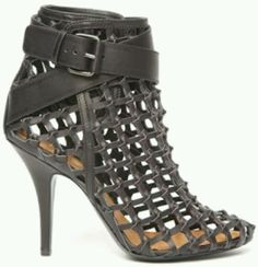 Givenchy Ankle Wrap Cage