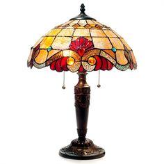 """CHLOE Lighting CH15063AV15-TL2 Table Lamp """"SHELLY"""""""