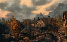 The Elder Scrolls V: Skyrim - Riften: City of Thieves -