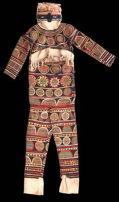 Mwo - Costume de danse - Igbo - Nigeria Textile Patterns, Textiles, Costumes, African Art, Tartan, Html, Face Peel Mask, African Masks, Galleries