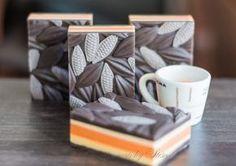 Creative soap by Steso : Шоколадно апельсиновое суфле