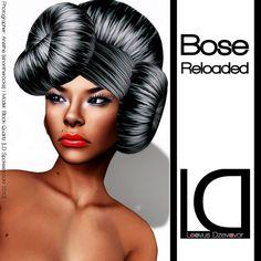 Loovus Dzevavor Bose Reloaded ad @ Hair Fair | Flickr - Photo Sharing!