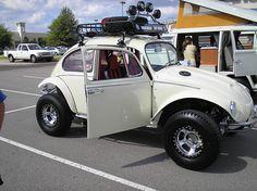 1966 Volkswagen Baja Bug