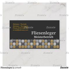 Fliesenlegen Visitenkarte Periodic Table, Diagram, Map Invitation, Business Cards, Tile, Legends, Invitations, Periodic Table Chart, Periotic Table