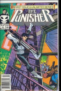 The Punisher (#1 First Issue Of An Unlimited Series) (II)