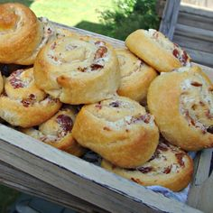 Cream Cheese Bacon Bites-these appetizers are so easy to make an won't last long at any party! This recipe has been around forever. I originally learned it through a Pampered Chef consultant. It was one of those recipes they made when they came to the house for a party. My family's been in love with …