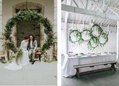 Un mariage de rêve en feuillage, comment laisser les fleurs de côté pour le grand jour Grand Jour, Bouquet, Christmas Fun, Table, Wedding, Inspiration, Home Decor, Diy Crafts, Flowers