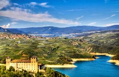 Castle Cles, Trentino, Italy jigsaw puzzle