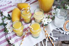 Limonade mangue et the vert_Emiliemurmure
