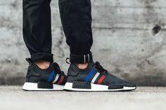 On-Foot: adidas Originals NMD_R1 PK Tri-Color Pack - EU Kicks Sneaker Magazine