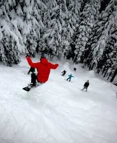 How to snowboard!