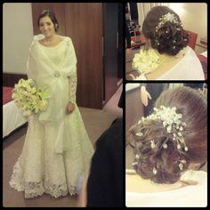 #novia #bridal #weddinglook #makeup #maquillaje #peinado #hairstyle