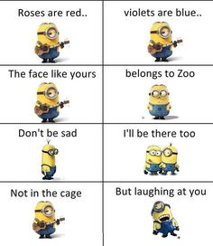 Minions Quotes Best Picture For Dad Humor funny For Your Taste You are looking for something, and it is going to tell you exactly what you are looking for, and you did Funny Minion Memes, Funny School Jokes, Very Funny Jokes, Crazy Funny Memes, Really Funny Memes, Funny Puns, Funny Relatable Memes, Funny Facts, Minions Quotes