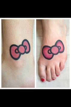 #moño #tatuaje #tattoo