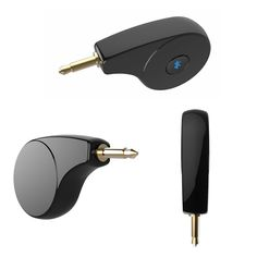 Wholesales 10pcs/lot Original wireless adapter Bluetooth Receiver for music and Phone call bluetooth car adapter for iphone ipad
