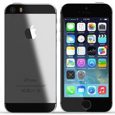 Max Iphone 5S M - 3D Model