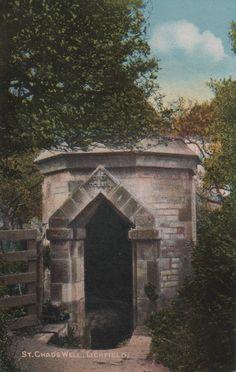 St Chads well - Lichfield