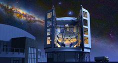 Celestial-focused building boom: 6 new telescopes will transform the way we see space. #space #science #astronomy