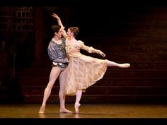 Romeo and Juliet - Lauren Cuthbertson and Federico Bonelli. Perfect.