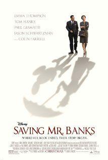 Saving Mr. Banks (2013) - Directed by John Lee Hancock