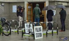 بدء الاقتراع في استفتاء حول بقاء أو…: دأ البريطانيون صباح اليوم الخميس الادلاء بأصواتهم حول عضوية بلادهم في الاتحاد الأوروبي في استفتاء…
