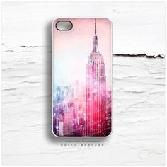 iPhone 6 Case City iPhone 5C Case Spring New York by HelloNutcase
