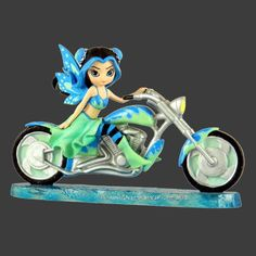 fairy riders motorcycle   Tidal Wave By Jasmine Becket-Griffith