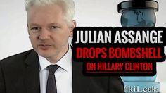 Julian Assange Drops BOMBSHELL on Hillary Clinton