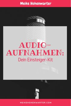 #Audio #hardware #software