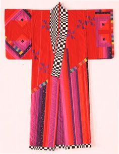 Yvonne Porcella: Geometric ethnic inspired art to wear!