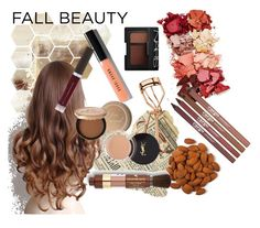 """""""Fall Back to the Nature"""" by meteorgatack ❤ liked on Polyvore featuring beauty, NARS Cosmetics, Lime Crime, CARGO, Too Faced Cosmetics, Tweezerman, Bobbi Brown Cosmetics, Becca, Yves Saint Laurent and Lancôme"""
