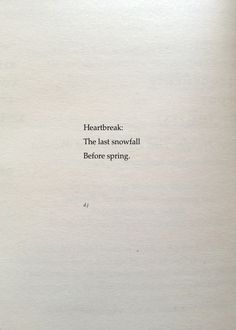 Heartbreak  A new poem.  #poetry #quotes #love