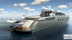 AKOYA - Your airplane on your yacht