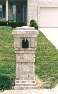 999 Unable to process request at this time -- error 999 mail box Brick Mailbox, New Mailbox, Mailbox Ideas, Brick Projects, Landscape Curbing, You've Got Mail, Outdoor Living, Outdoor Decor, Viera