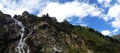 Cascada Capra (Goat Waterfall), Transfagarasan, Romania. #transfagarasan #waterfall #mountains #fagaras #romania Romania, Goat, Waterfall, Mountains, Pictures, Outdoor, Waterfalls, Photos, Outdoors