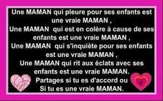 """Résultat de recherche d'images pour """"citation pour maman"""""""