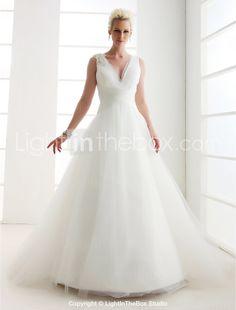 CROCETTA - Vestido de Noiva em Cetim