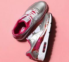 quality design f4296 bed17 Nike Air Max 90 PRM QS Premium Air Brush Running Shoes  243 Air Max 90,