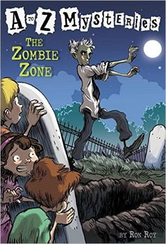 AmazonSmile: The Zombie Zone (A to Z Mysteries) (9780375824838): Ron Roy, John Steven Gurney: Books