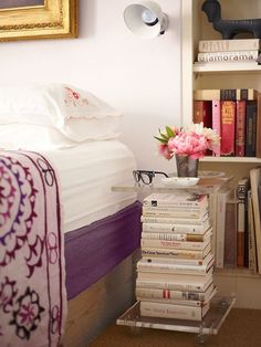 8x boeken in huis