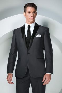 Tony Bowls Grey Portofino Slim Fit Tuxedo | Jim's Formal Wear