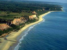 Praia Seguro Bahia Brasil