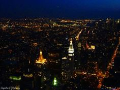 View from Empire State Building - NYC