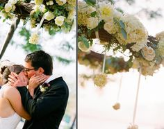 Gorgeous Ceremony Arch