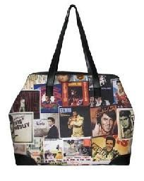 Elvis Lifetime Collage Doctor Bag - FREE SHIPPING