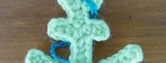 I love the anchor motif! I think we all need this motif more of less as our summer decoration! I spent quite some time to create the anchor crochet pattern. Today, I can finally share the patte… Single Crochet, Crochet Baby, Free Crochet, Crochet Summer, Crochet Anchor Applique, Crochet Diagram, Baby Bunny Outfit, Crochet Pillow Cases, Amigurumi
