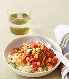 Moroccan Couscous Stew
