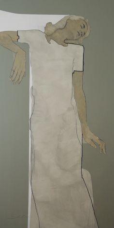 Figure Painting, Painting & Drawing, Painting Inspiration, Art Inspo, Vogel Illustration, Art Abstrait, Portrait Art, Portraits, Figurative Art