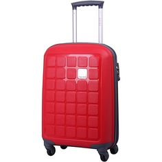 Tripp Holiday 4 4-Wheel Cabin Suitcase Coral- at Debenhams Mobile