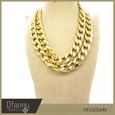 2014 Trends Hot Fashion Gold Chain Necklaces Designs - Buy Gold Chain Necklaces Designs,Gold Long Chain Necklace Designs,Fashion Long Chain ...